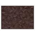 Tanaka brown inserto flower 25*35